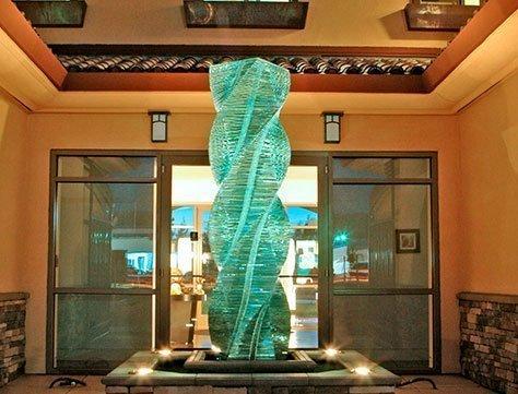 Umpqua Bank Fountain
