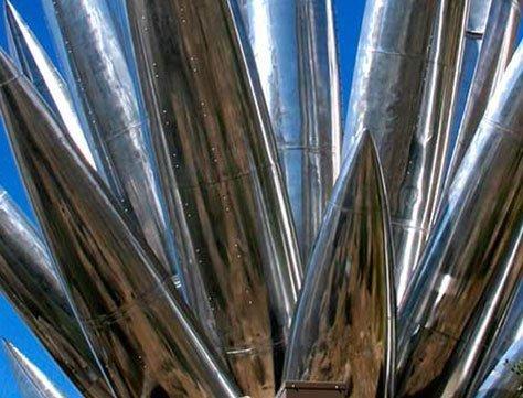Aluminum Yucca