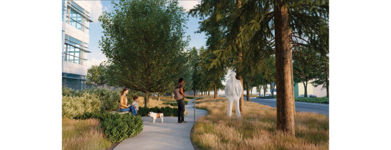 Gordon Designs 'Innovators Science Walk' Art Installation