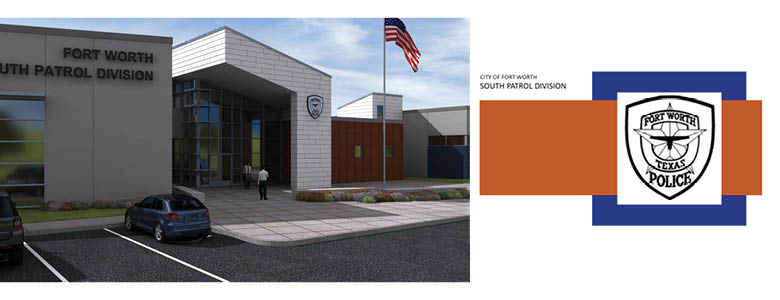 Gordon Huether Studio Selected for Fort Worth South Patrol Division Commission